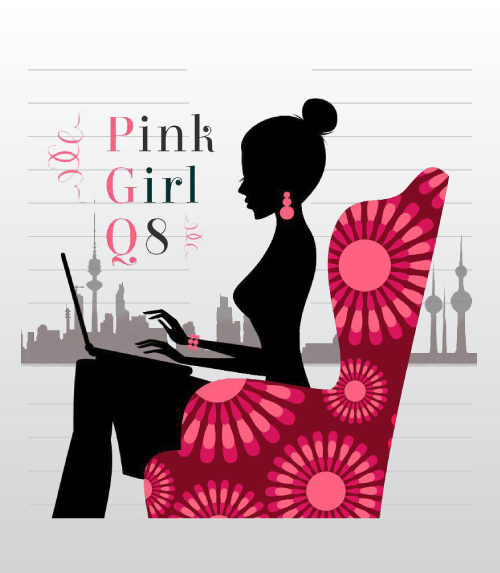 Pink Girl Q8