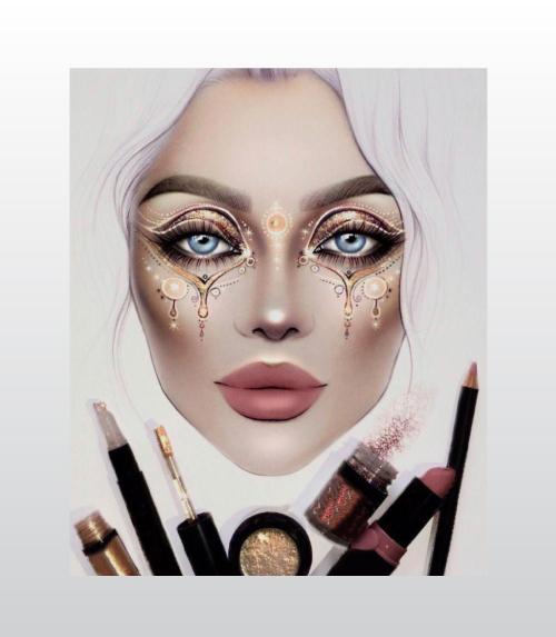 Fatome Makeup